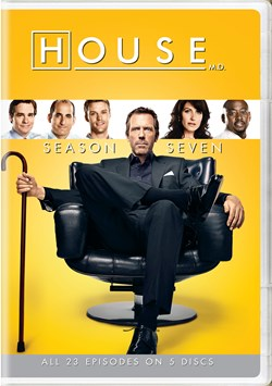 House: Season 7 [DVD]