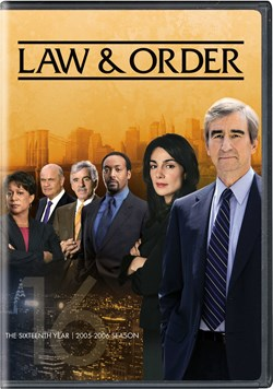 Law & Order: The Sixteenth Year [DVD]