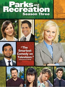 Parks and Recreation: Season Three [DVD]