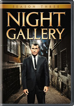 Night Gallery: Season 3 [DVD]
