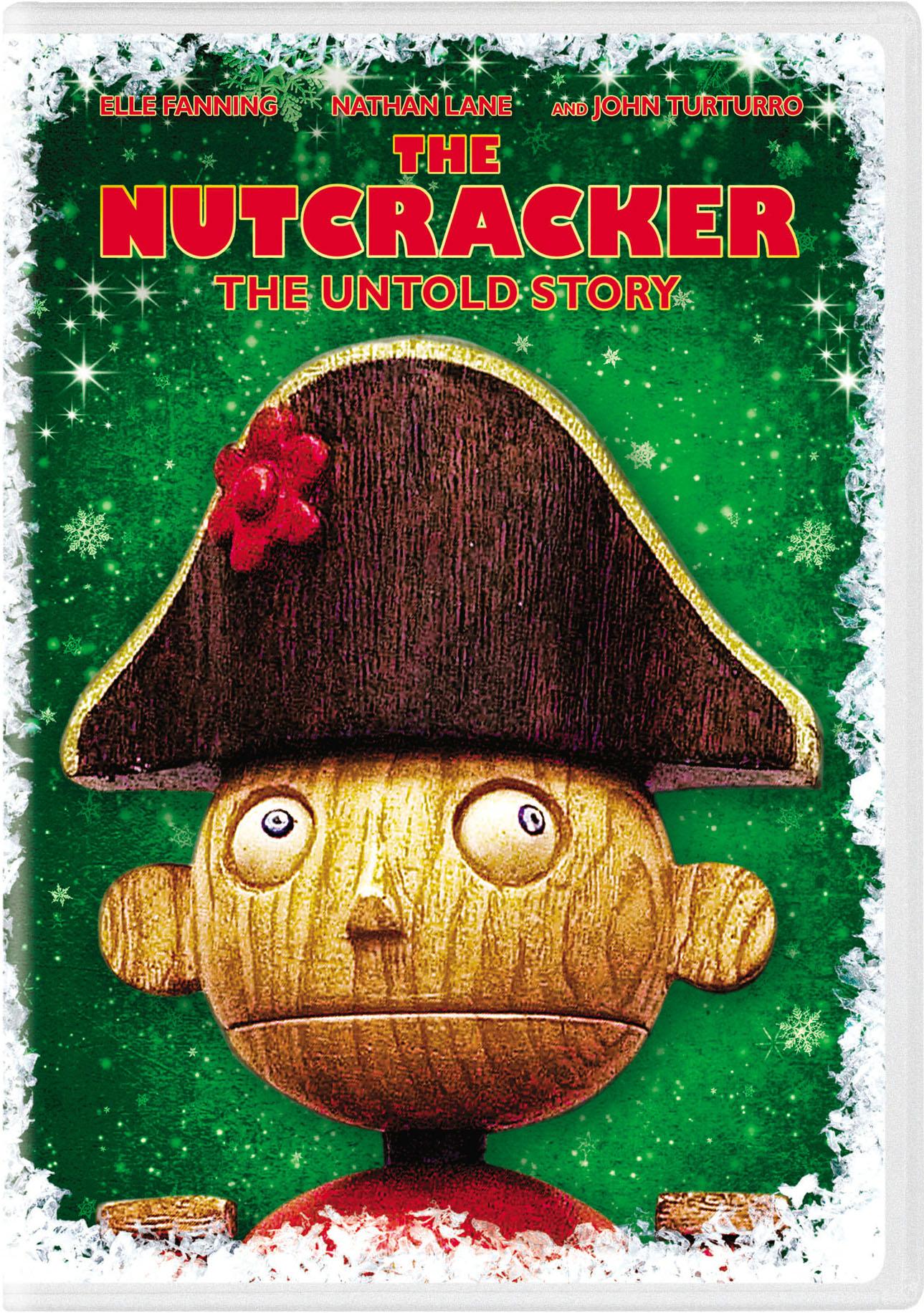 The Nutcracker [DVD]