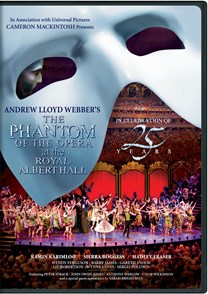 The Phantom of the Opera at the Albert Hall - 25th Anniversary [DVD]