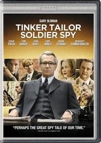 Tinker Tailor Soldier Spy [DVD]