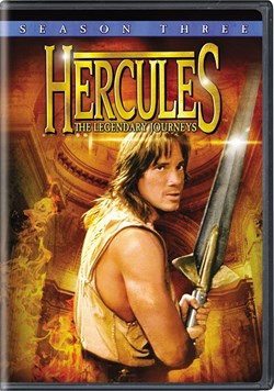 Hercules: The Legendary Journeys - Season Three [DVD]