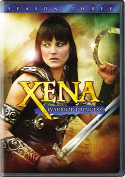 Xena - Warrior Princess: Complete Season 3 [DVD]