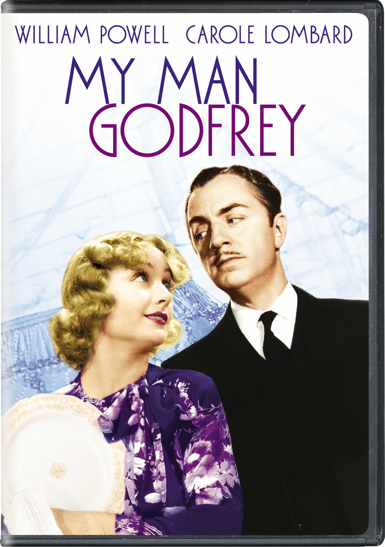 My Man Godfrey [DVD]