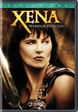 Xena - Warrior Princess: Complete Season 2 [DVD]