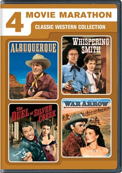 4 Movie Marathon: Classic Western Collection [DVD]