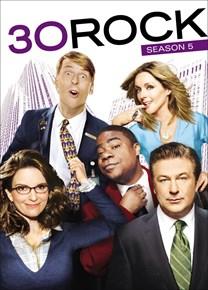30 Rock: Season 5 [DVD]