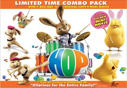 Hop (Combo Pack) [Blu-ray]
