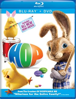 Hop (with DVD) [Blu-ray]