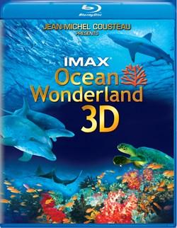 Ocean Wonderland 3D [Blu-ray]
