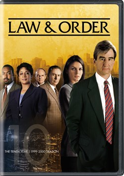Law & Order: The Tenth Year [DVD]