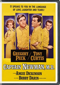 Captain Newman M.D. [DVD]