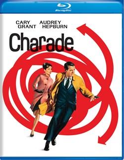 Charade (50th Anniversary Edition) [Blu-ray]