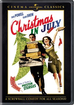 Christmas in July [DVD]