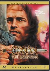 Conan the Barbarian (Collector's Edition) [DVD]
