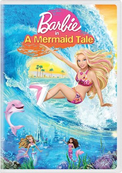 Barbie in a Mermaid Tale [DVD]