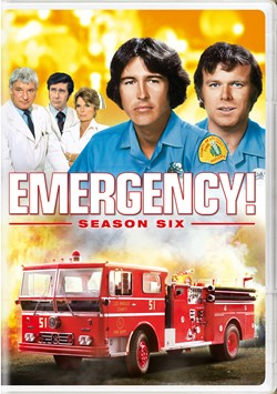 Emergency! Season Six [DVD]