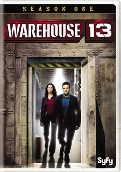Warehouse 13: Season 1 [DVD]