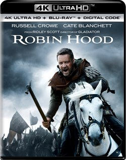 Robin Hood (4K Ultra HD) [UHD]