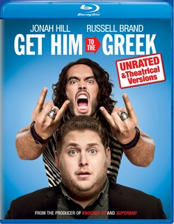 Get Him to the Greek [Blu-ray]