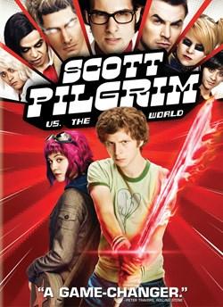 Scott Pilgrim Vs. The World [DVD]