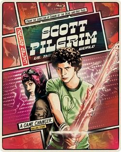 Scott Pilgrim Vs. The World (with DVD) [Blu-ray]