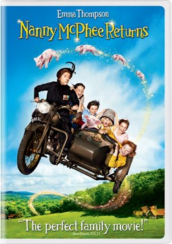Nanny McPhee and the Big Bang [DVD]