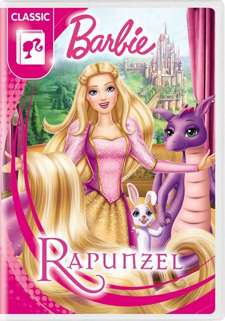 Barbie As Rapunzel [DVD]