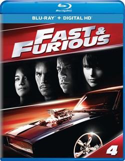 Fast & Furious (Digital) [Blu-ray]