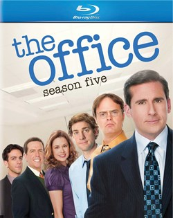 The Office - An American Workplace: Season 5 [Blu-ray]