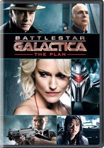 Battlestar Galactica: The Plan [DVD]