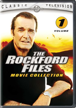 The Rockford Files: Movie Collection - Volume 1 [DVD]