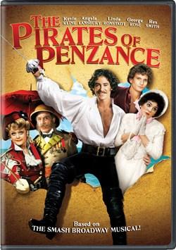 The Pirates of Penzance [DVD]