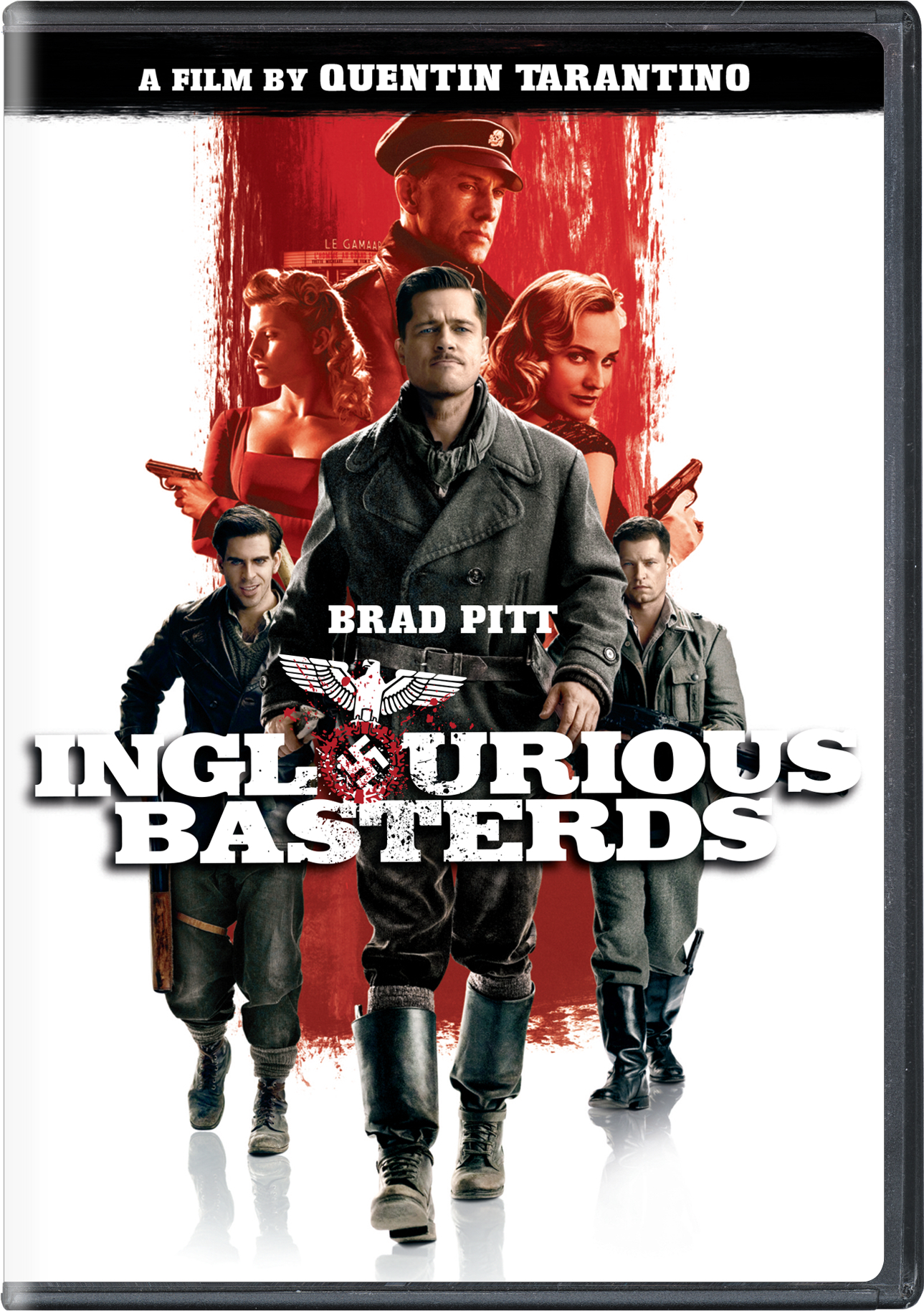Inglourious Basterds [DVD]