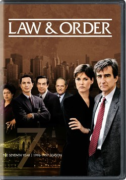 Law & Order: The Seventh Year [DVD]