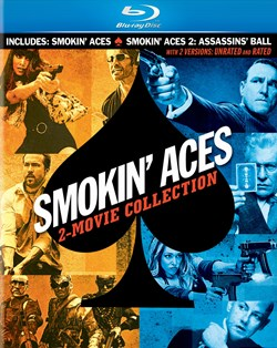 Smokin' Aces/ Smokin' Aces 2 - Assassin's Ball [Blu-ray]