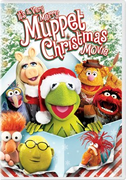 It's a Very Merry Muppet Christmas Movie [DVD]