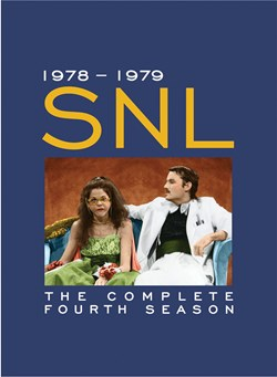 Saturday Night Live: The Complete Fourth Season [DVD]