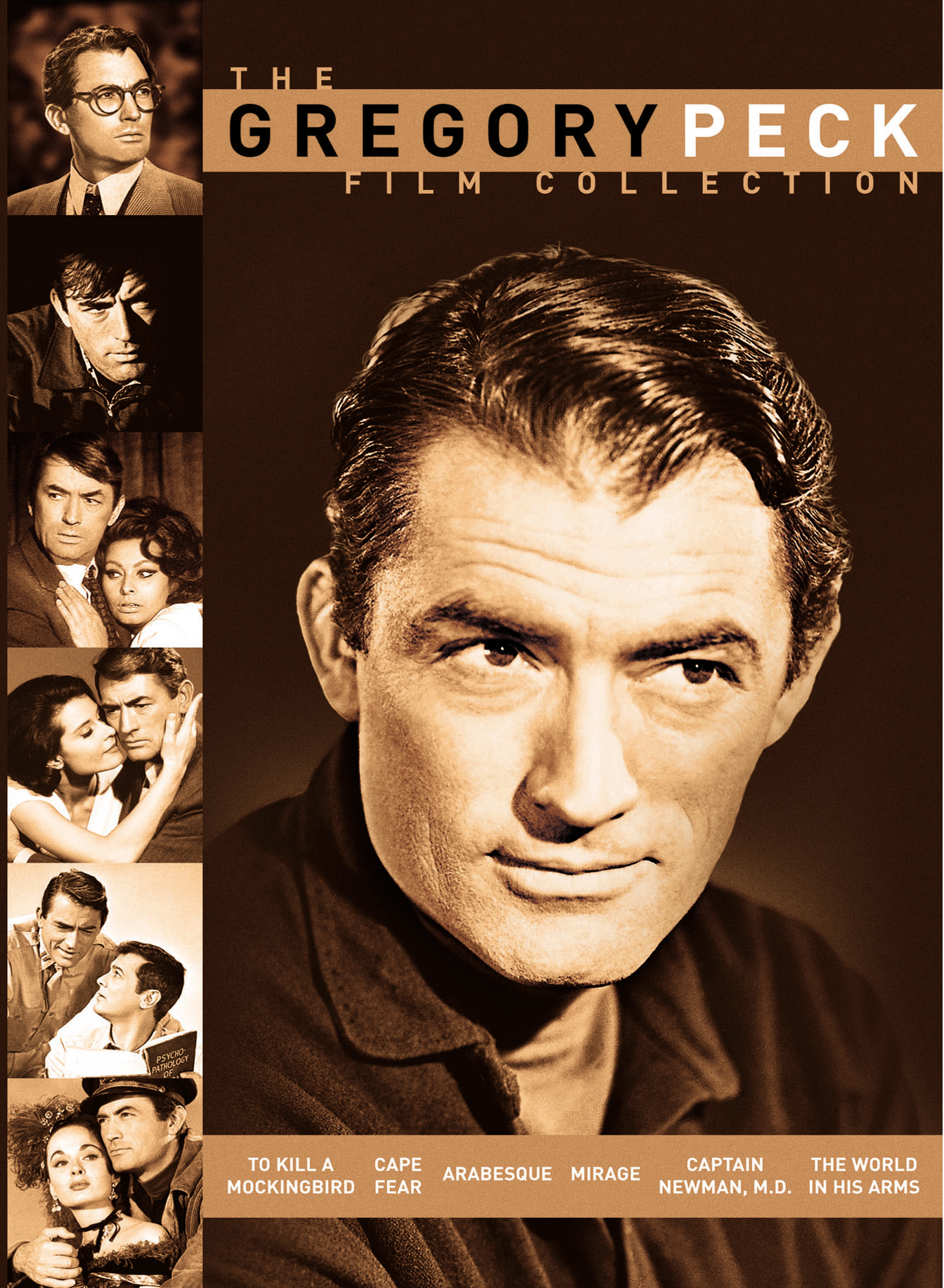 The Gregory Peck Film Collection [DVD]
