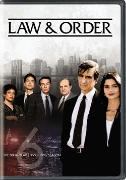 Law & Order: The Sixth Year [DVD]