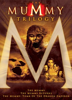 The Mummy/The Mummy Returns/The Mummy: Tomb of the Dragon Emperor [DVD]
