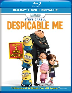 Despicable Me (with DVD) [Blu-ray]