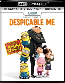 Despicable Me (4K Ultra HD) [UHD]