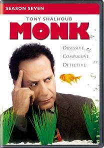 Monk: Season 7 [DVD]