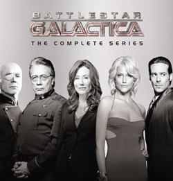 Battlestar Galactica: The Complete Series [DVD]