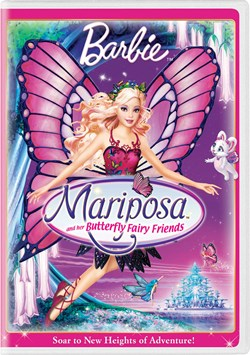 Barbie Mariposa [DVD]