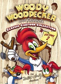 Woody Woodpecker and Friends Classic Cartoon Collection: Vol. 2 [DVD]