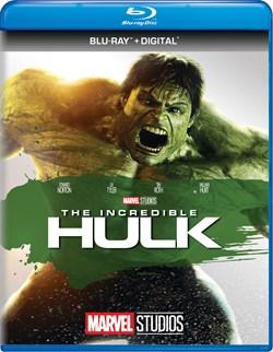 The Incredible Hulk (Digital) [Blu-ray]